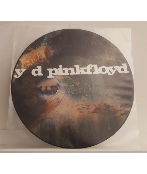 PINK FLOYD - A SAUCERFUL OF SECRETS (LP PDK LTD. ED. NOT OFFICIAL)