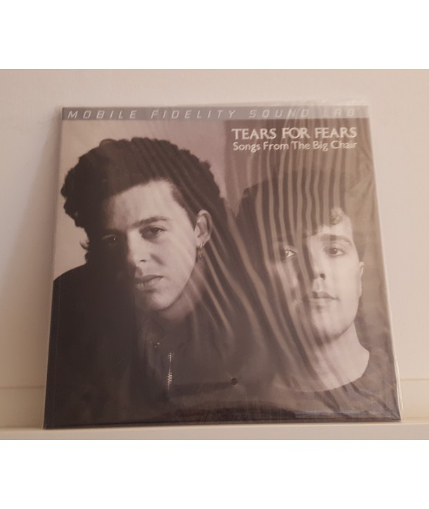 TEARS FOR FEARS - SONGS FROM THE BIG CHAIR (LP LTD ED. NUMBERED)