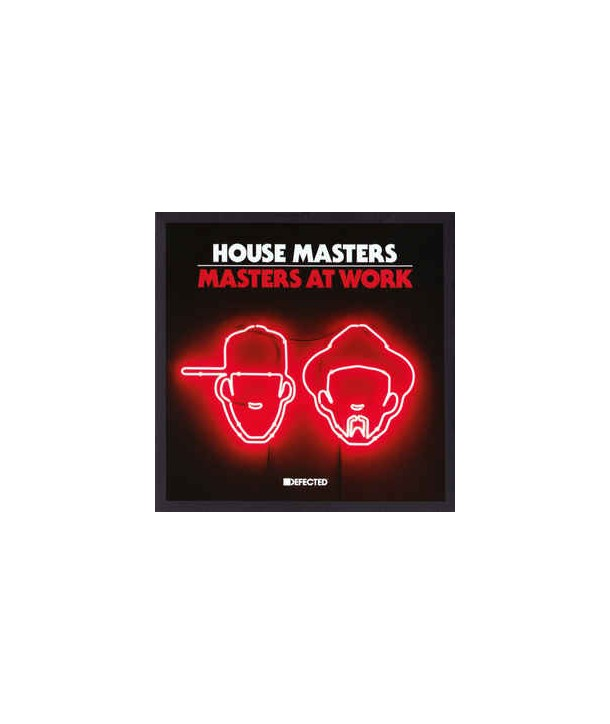 COMPILATION - DEF: HOUSE MASTERS MAW ( 4 CD )