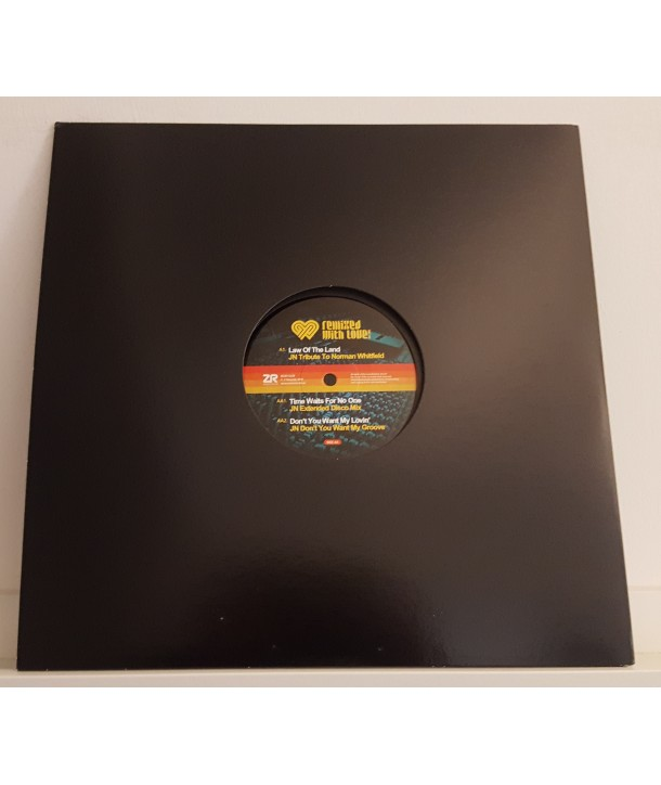 "JOEY NEGRO - REMIXED WITH LOVE BY JOEY NEGRO (VOL. TWO)(VINYL 12"" LTD ED NUMBERED)"