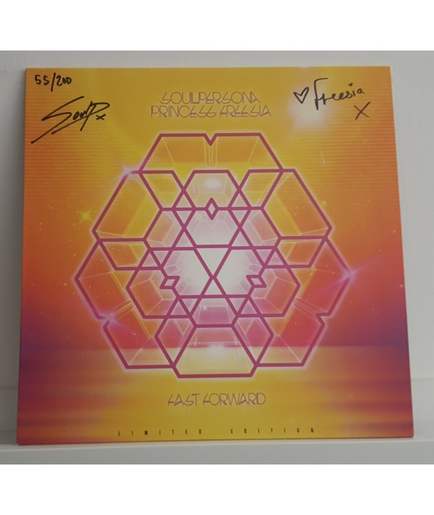 SOULPERSONA - FAST FORWARD (LP LTD ED. NUMBERED AUTOGRAPHED 180GR.)