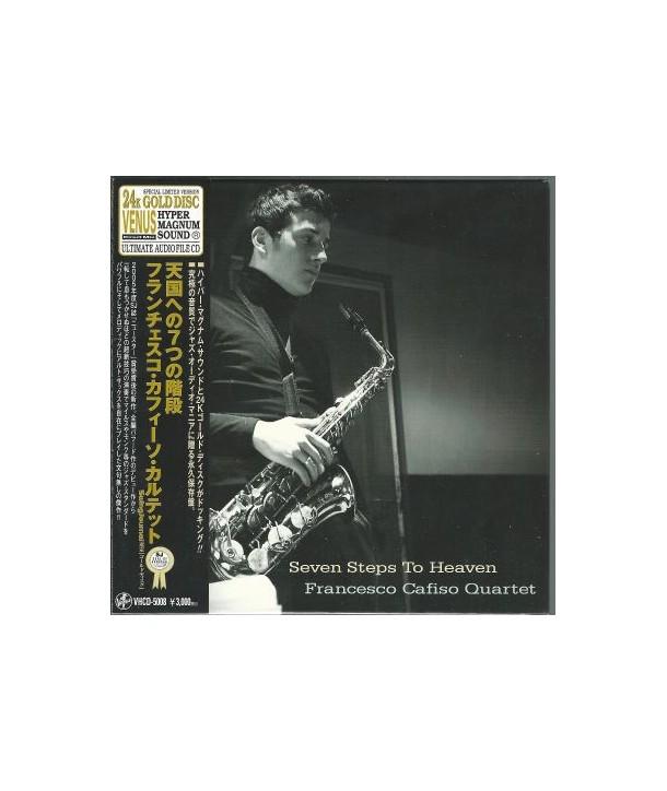 CAFISO FRANCESCO QUARTET - SEVEN STEPS TO HEAVEN (CD MINI-LP JAPAN LTD VERSION GOLD DISC)