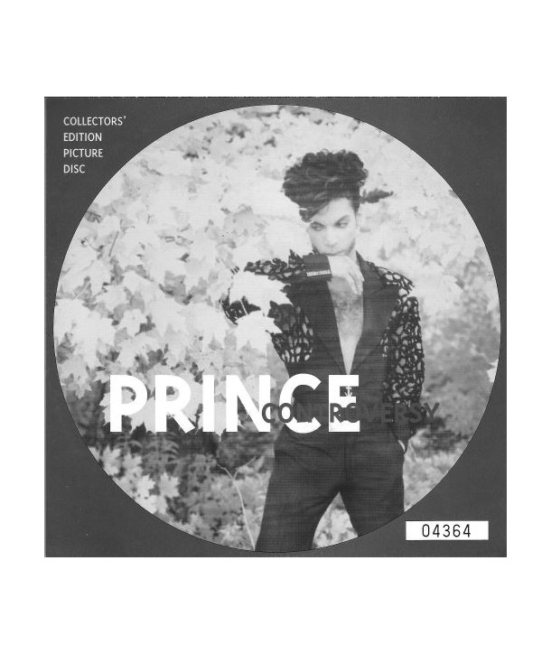 "PRINCE - CONTROVERSY ( 7"" PDK NUMBERED COLLECTOR'S ED. )"