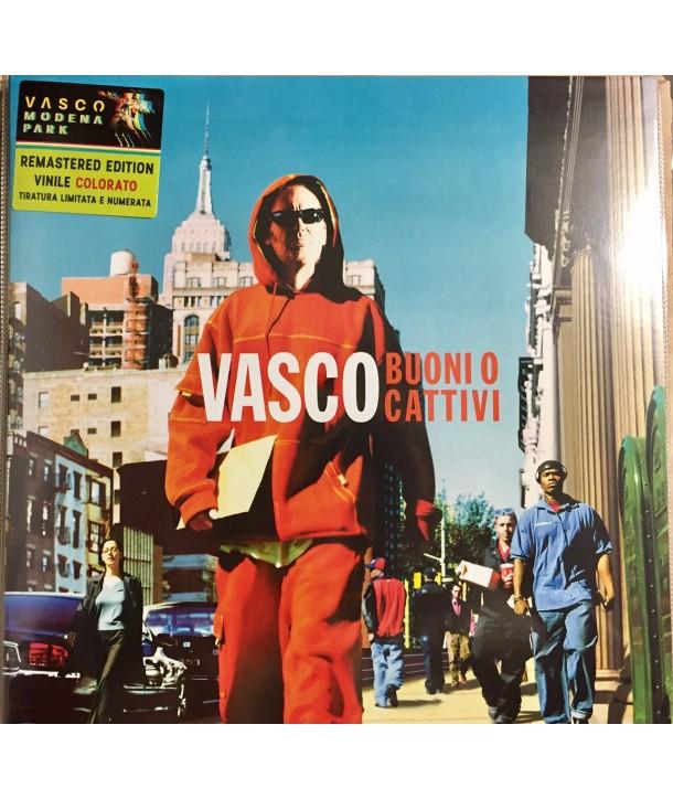 ROSSI VASCO - BUONI O CATTIVI ( 2LP ARANCIONE/BLU ED. LIMITATA NUMERATA )