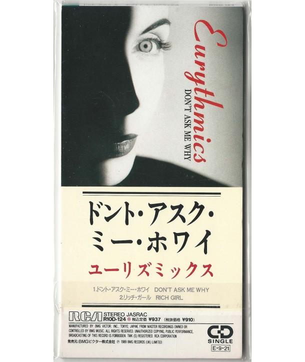 "EURYTHMICS - DON'T ASK ME WHY ( MINI-CD 3"" JAPAN )"