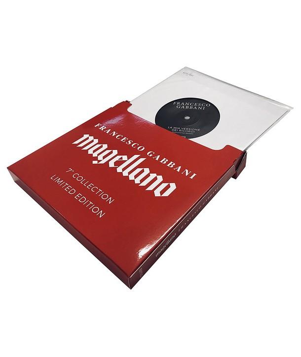 """FRANCESCO GABBANI - LA MIA VERSIONE DEI RICORDI ( 7"""" INCL. LIMITED BOX )"""