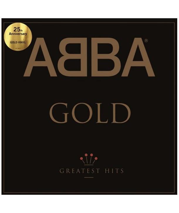 ABBA - GOLD (GREATEST HITS) (GOLD VINYL) (2 LP GOLD)