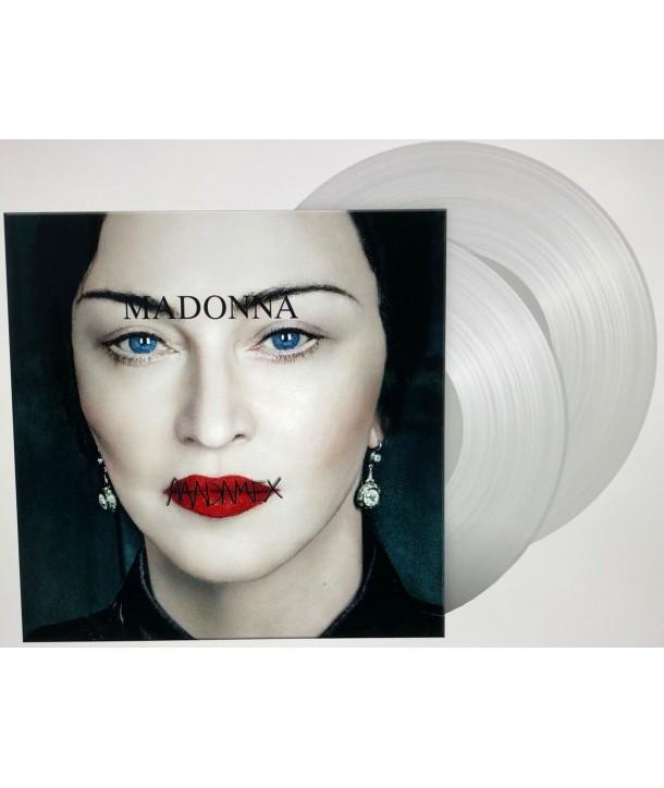 MADONNA - MADAME X ( LP CLEAR VINYL )