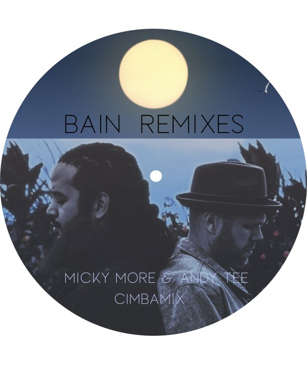 "BAIN - BAIN REMIXES (12"" PICTURE DISC ) RSD 2020"