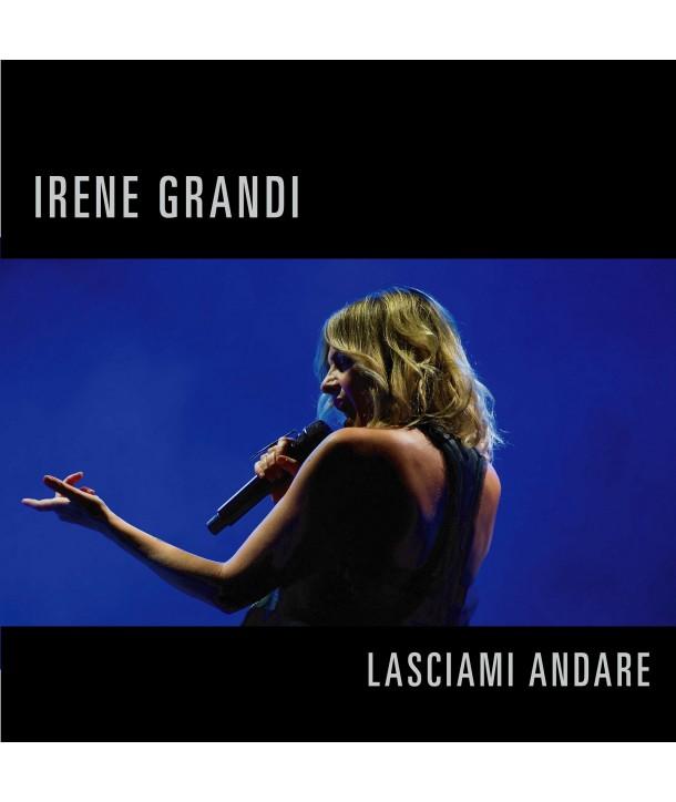 IRENE GRANDI LP LASCIAMI ANDARE (VINILE NERO)