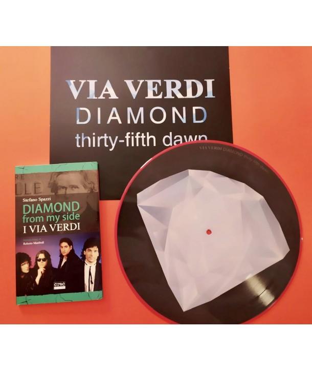 "Via Verdi Bundle 3 ( 12"" PICTURE DISC + Libro)"