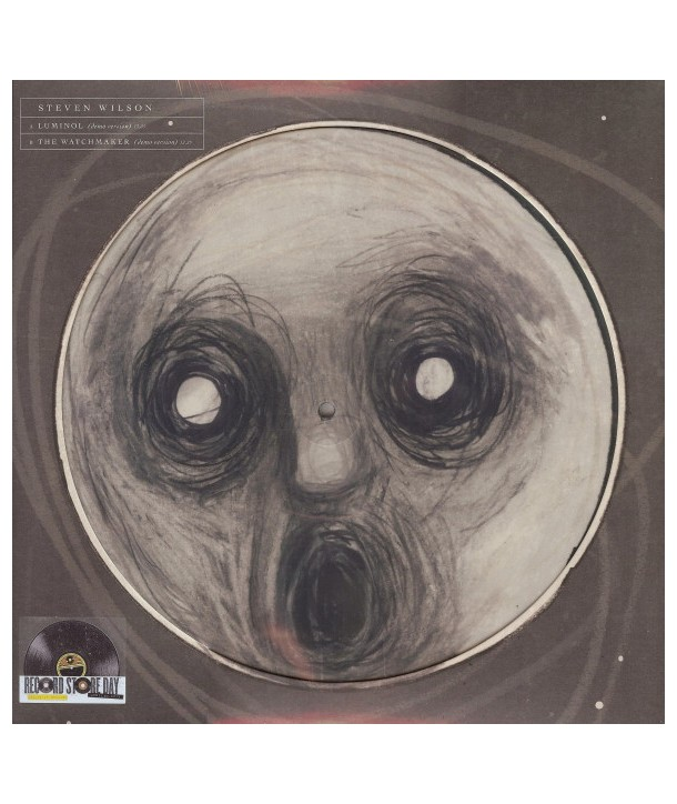 Steven Wilson – Luminol / The Watchmaker