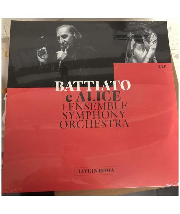 Battiato e Alice - Ensemble Symphony Orchestra – Live In Roma