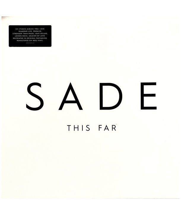Sade – This Far