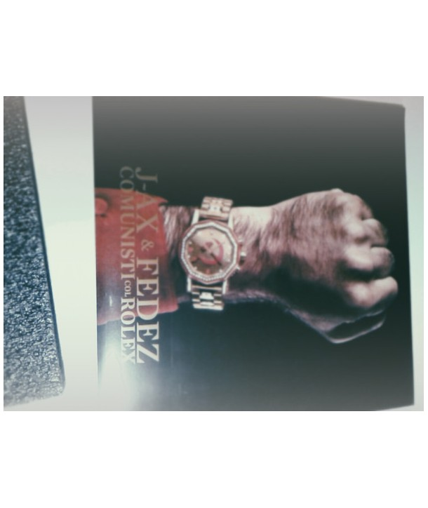 J-Ax & Fedez – Comunisti Col Rolex (2 x Vinile -Numbered Ed. of 1000)