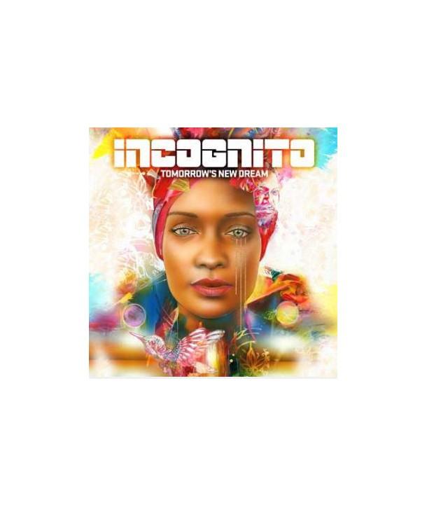 Incognito – Tomorrow's New Dream (CD)