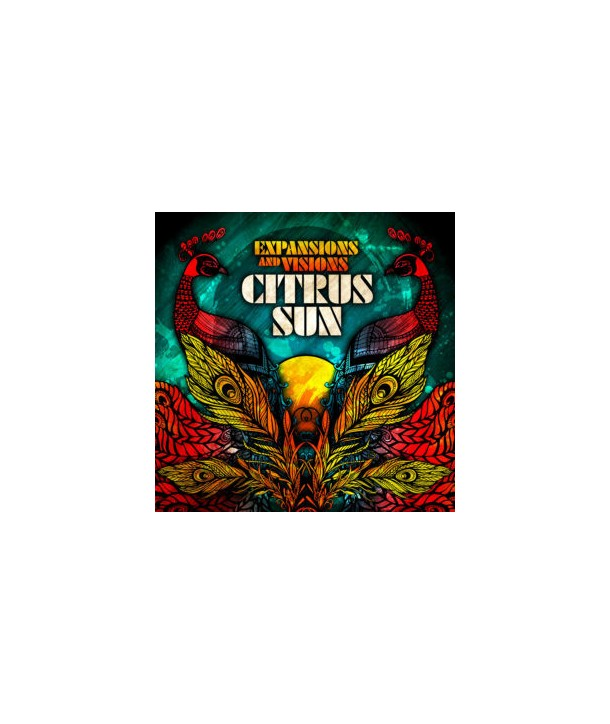 Citrus Sun – Expansions And Visions