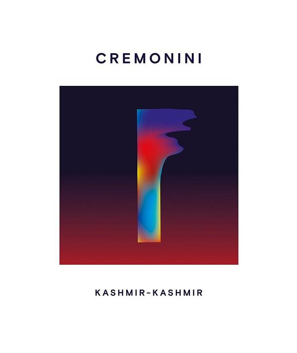 """Cesare Cremonini – Kashmir-Kashmir (VINILE 7"""" RED - NUMBERED))"""