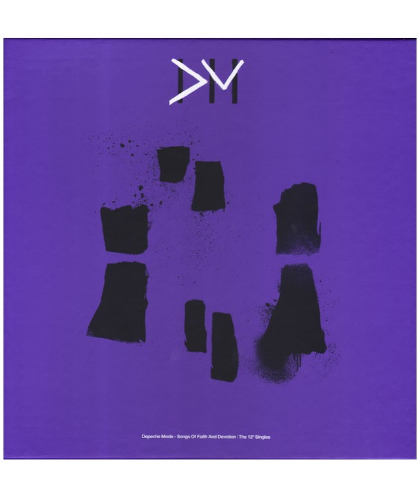 """Depeche Mode – Songs Of Faith And Devotion 