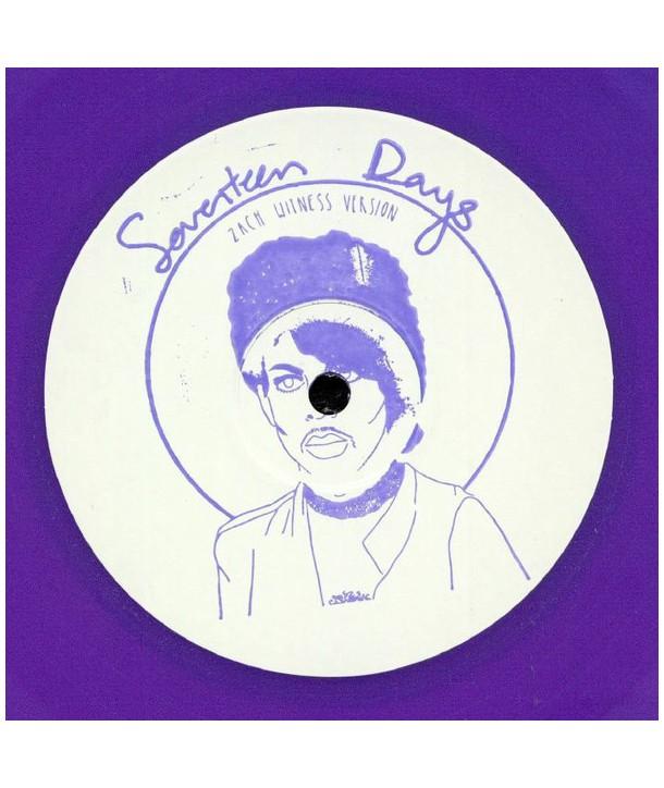 """Prince – Seventeen Days (Zach Witness Version) (Vilnile 12"""")"""