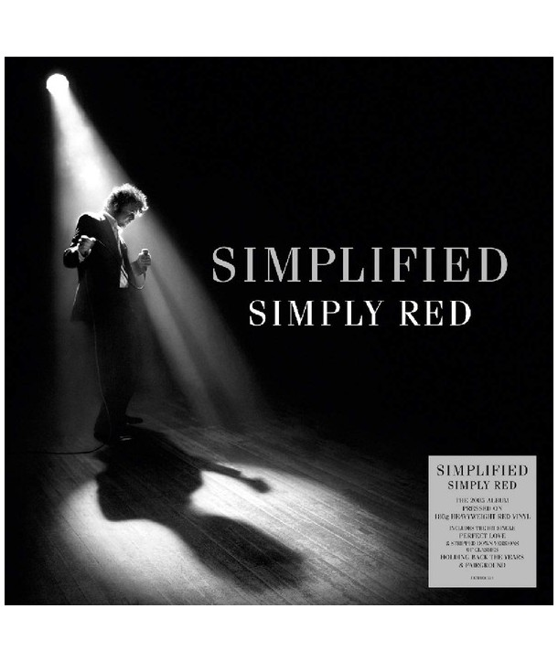 Simply Red – Simplified (LP - RED)