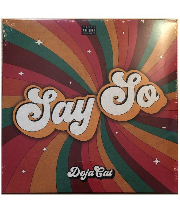 Doja Cat – Say So (Single, Green Translucent)