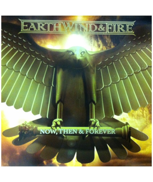 Earth, Wind & Fire – Now, Then & Forever (vinili)
