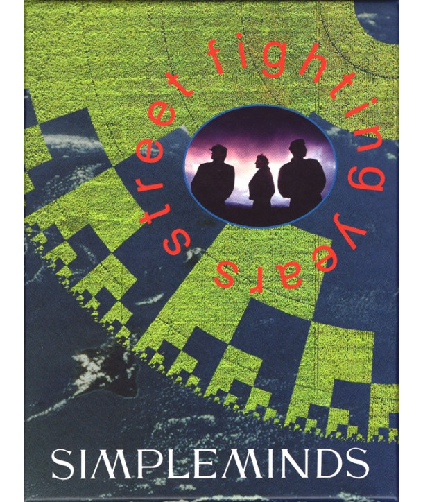 Simple Minds – Street Fighting Years (2 CD)