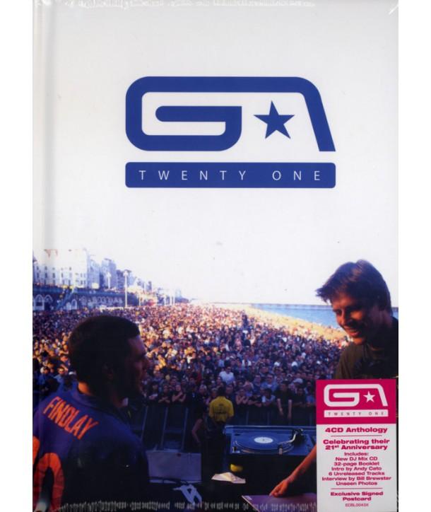 Groove Armada – Twenty One (4 CD)