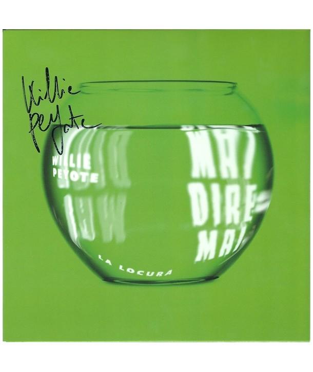 """Willie Peyote – Mai Dire Mai (La Locura) VINILE 7"""" GREEN"""