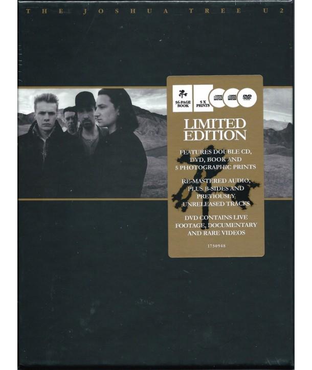 U2 – The Joshua Tree (Cofanetto CD - DVD)