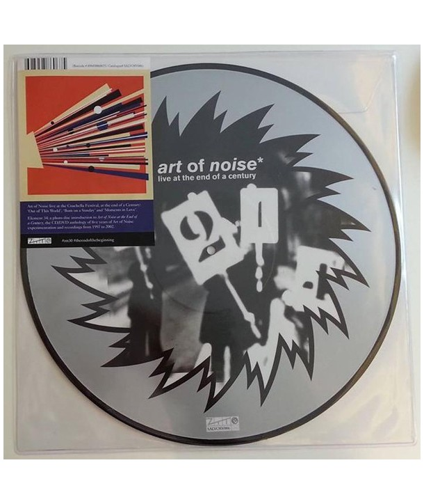"""Art Of Noise* – Live At The End Of A Century (12"""")"""