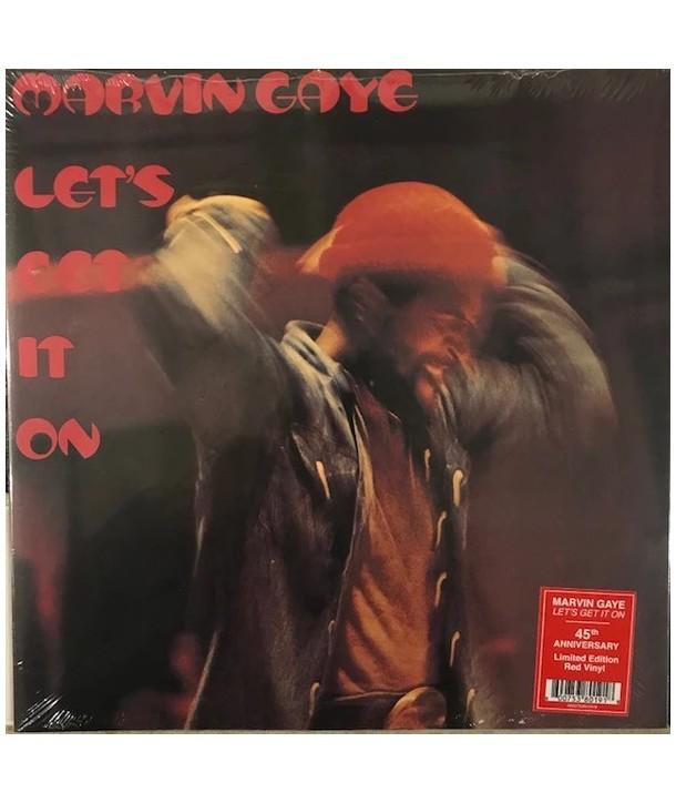 Marvin Gaye – Let's Get It On (LP - RED)