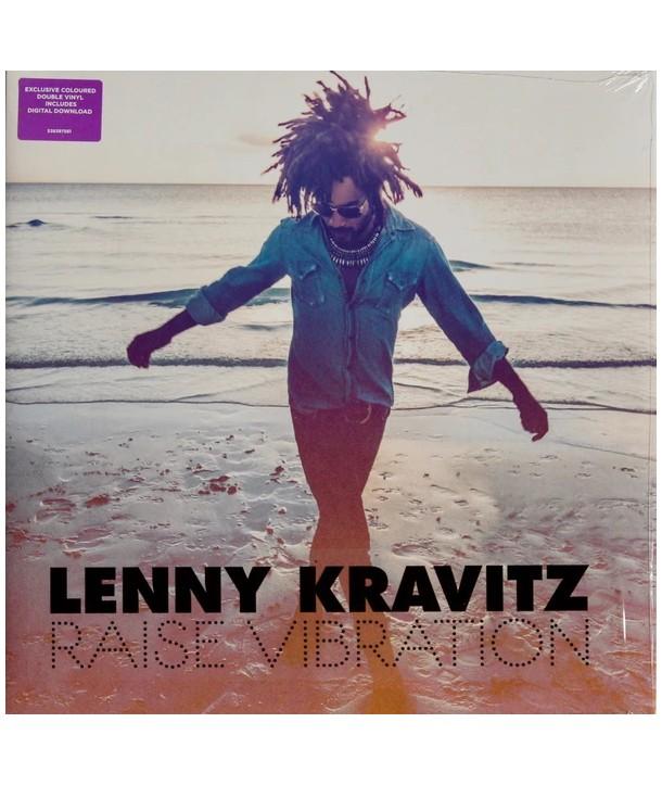 Lenny Kravitz – Raise Vibration ( 2 LP - 1 CLEAR -1 VIOLET)
