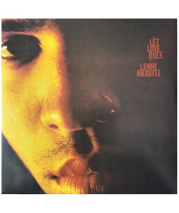 Lenny Kravitz – Let Love Rule (2 LP - BROWN - TRANSLUCENT YELLOW)