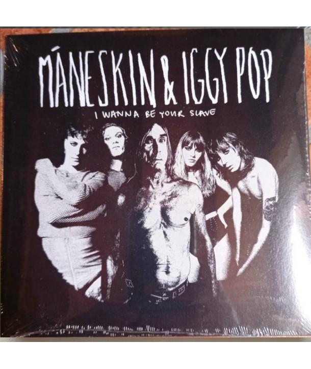 "Maneskin & Iggy Pop 7"" Numbered ""I Wanna Be Your Slave"""