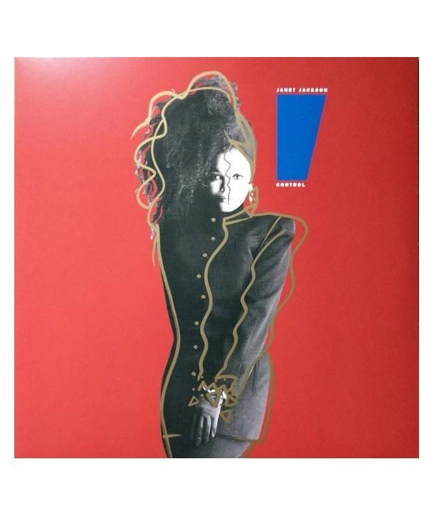 Janet Jackson – Control (LP - RED)