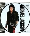 Michael Jackson – Bad (LP - Picture Disc)