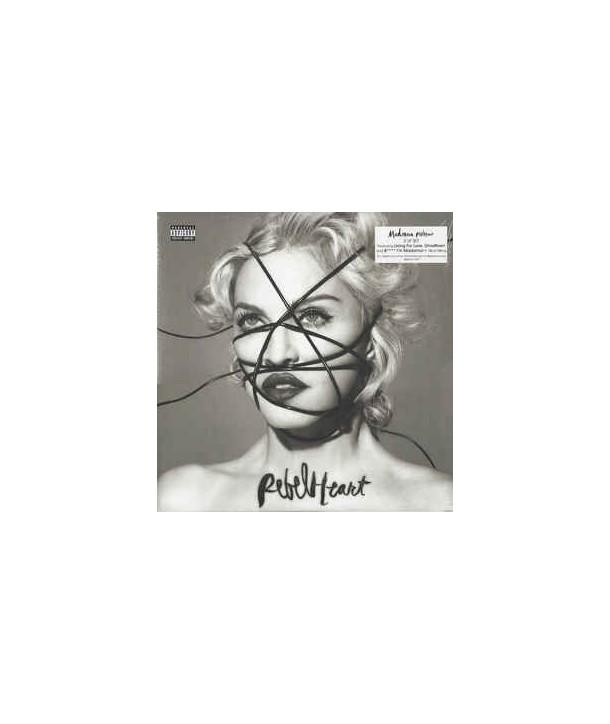 MADONNA - REBEL HEART (2 LP LTD. ED.)