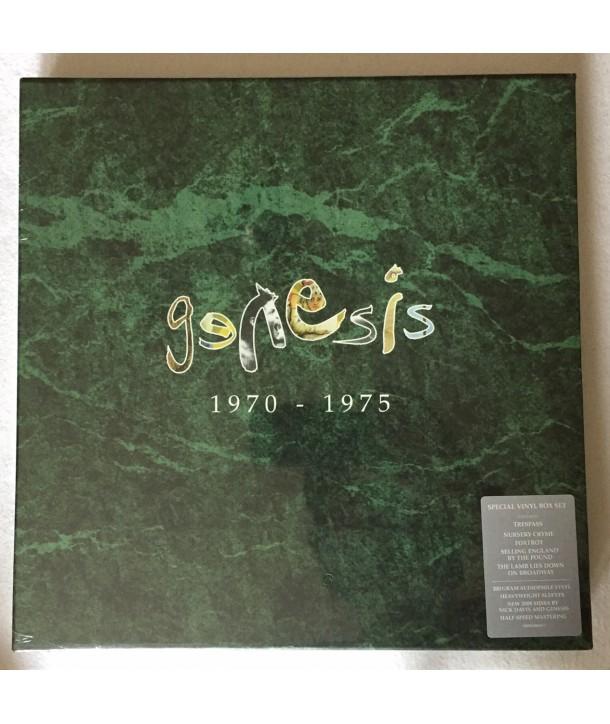 GENESIS - 1970-1975 BOX 200 GR.