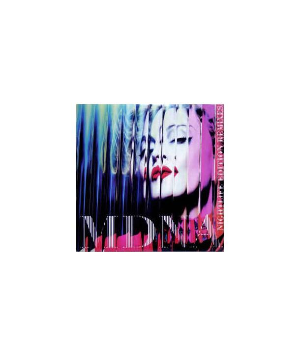 MADONNA - MDNA NIGHTLIFE ED. REMIXES (2 LP ORANGE-BLUE ED.)